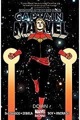 Captain Marvel Vol. 2: Down Kindle Edition