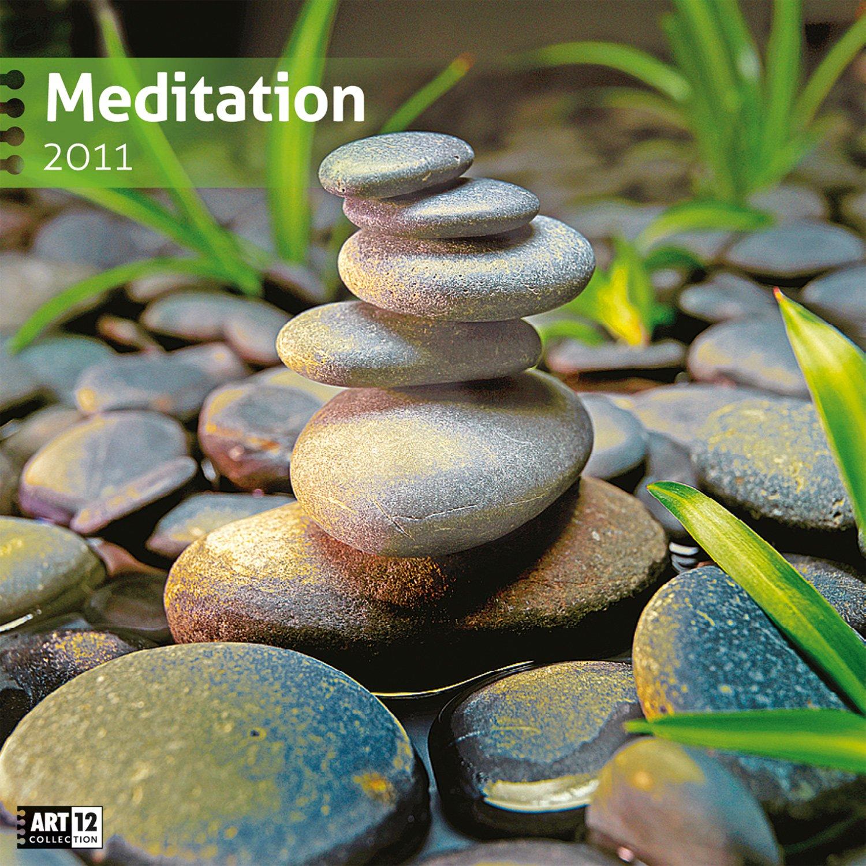 Meditation 2011 Art12 Collection: Broschürenkalender
