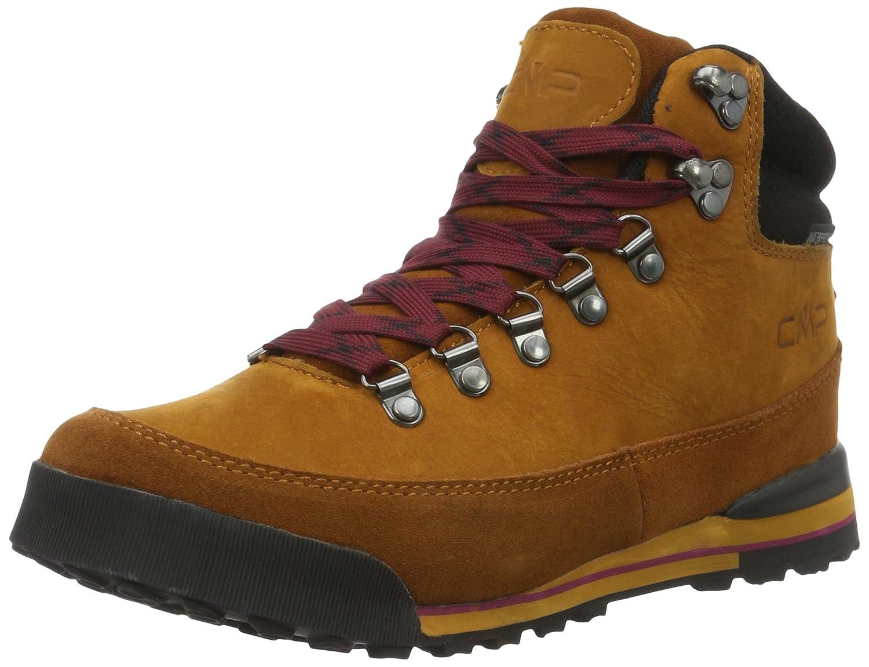 CMP Campagnolo Heka WP, Chaussures de Randonnée Hautes Homme, Noir (Asphalt), 44 EU