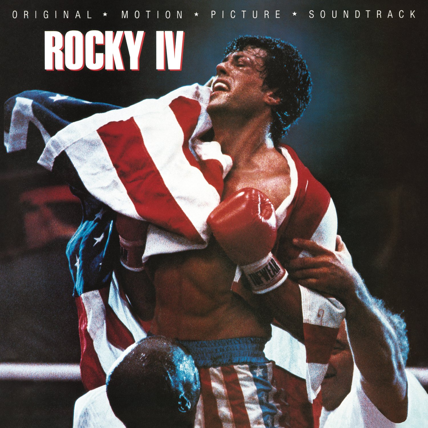 Vinilo : Rocky Iv (Original Soundtrack) (LP Vinyl)