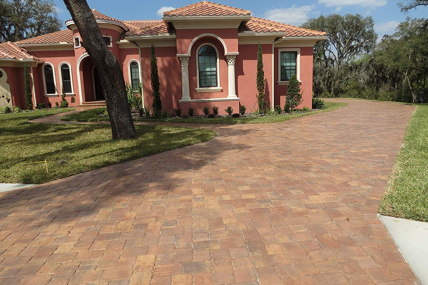 5 Gallon DOMINATOR NG+, No Gloss Paver Sealer (Wet Look), Commercial Grade, Water Based, Color Enhancing, Easy Application by DOMINATOR (Image #4)