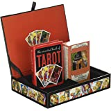 The Essential Tarot Kit: Book and Card Set (Gift Boxes, Activity Kit)