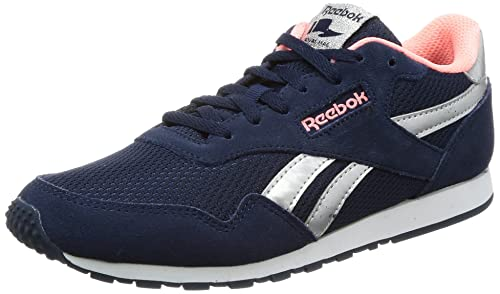 Reebok Royal Ultra SL, Scarpe da Ginnastica Donna, Marrone (CG-Rugged Maroon/Sleek Met/Sandy Rose/White), 35.5 EU