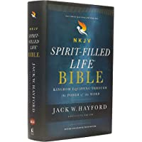 NKJV, Spirit-Filled Life Bible, Third Edition, Hardcover, Red Letter, Comfort Print: Kingdom Equipping Through the Power…