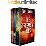The Freeman Files Series: Books 1-3 (The Freeman Files Box Set)