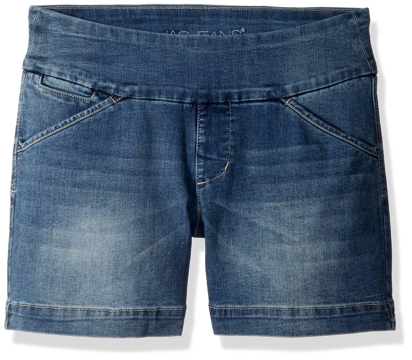 Jag Jeans Women's Ainsley Pull on 5'' Short, Horizon Blue 10
