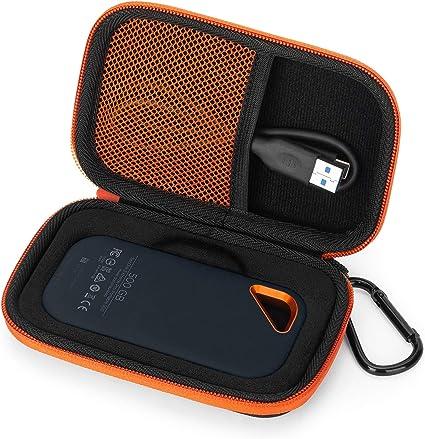 Tasche Hülle Für Sandisk Extreme Pro Portable Ssd Computer Zubehör