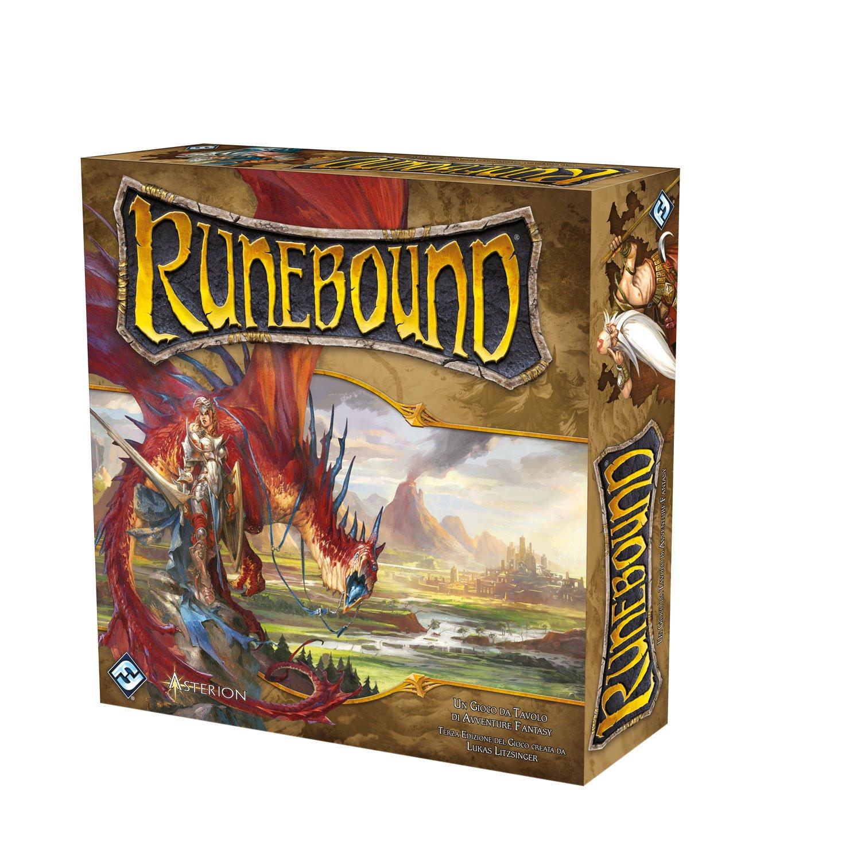 Import Italien Giochi Uniti Dungeonquest/ Version auf Italienisch /Brettspiel