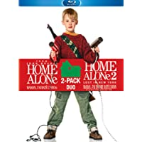 Home Alone Collection (Home Alone 1/Home Alone 2: Lost in New York) [Blu-ray] (Bilingual)