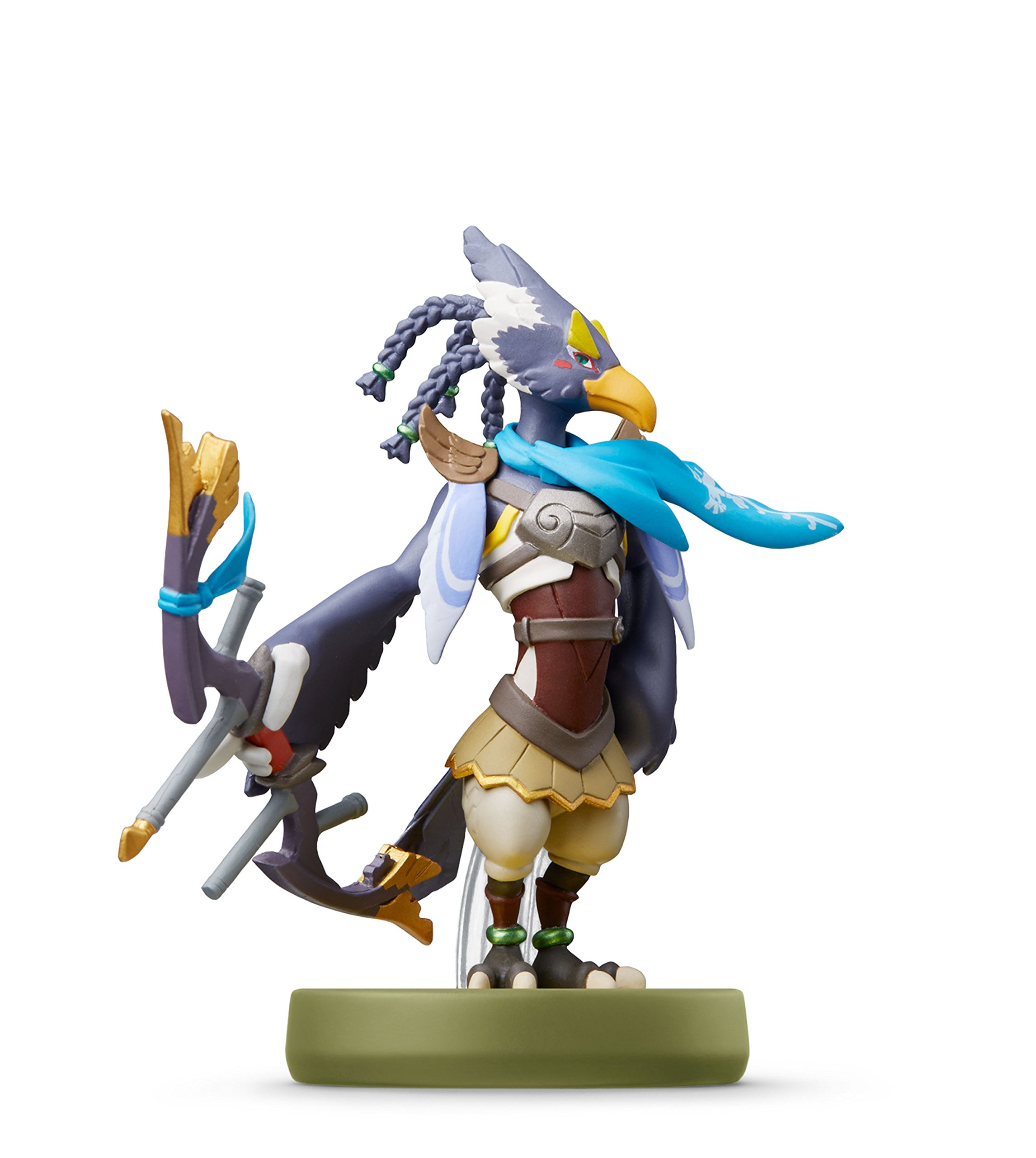 Nintendo Zelda Breath of the Wild - 4 Champions Amiibo Set by Nintendo (Image #6)