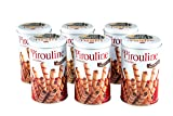 Pirouline Rolled Wafers, Dark Chocolate, 14-Ounce