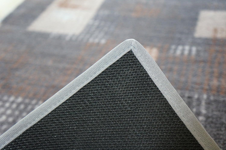 Mikrofaser Laufer 66x130cm Flauschiger Rutschfester Teppich Fur