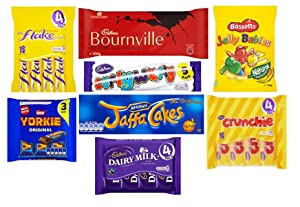 British Branded Food Box