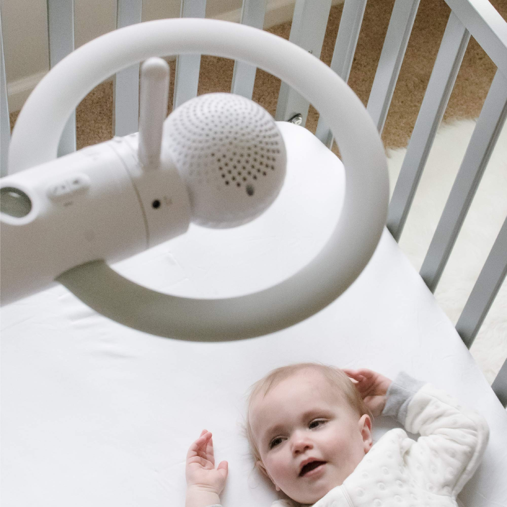 Motorola Halo Over-The-Crib Baby Monitor & Soother with HD Wi-Fi Camera by Motorola Baby (Image #5)