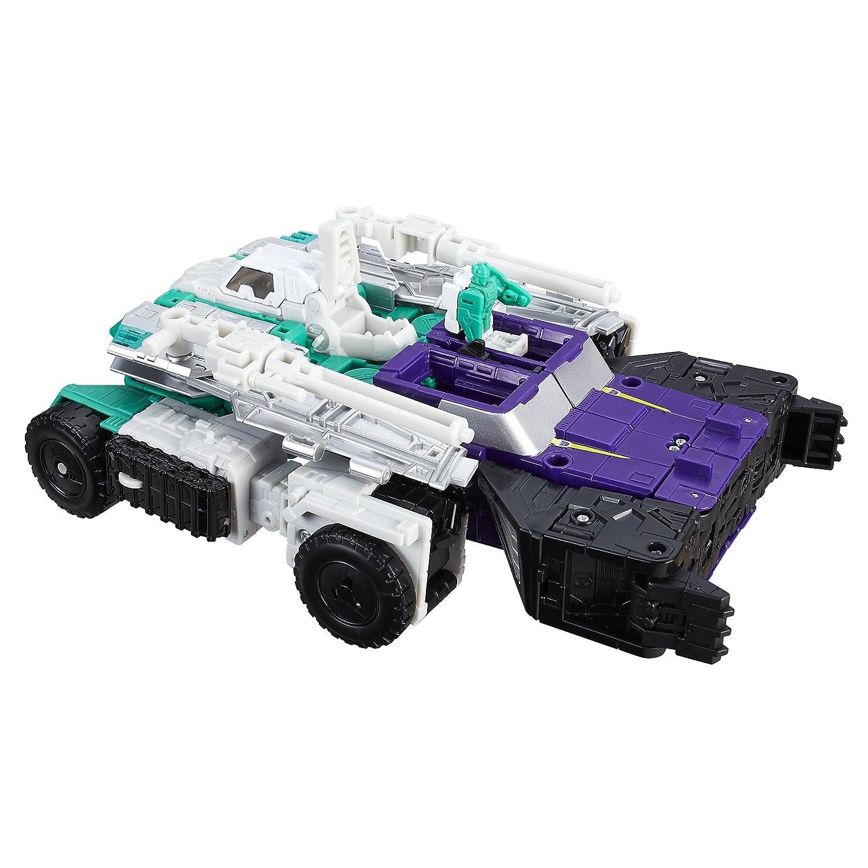Transformers Generations Titans Return Six Shot and Decepticon Revolver Hasbro C0286AS0