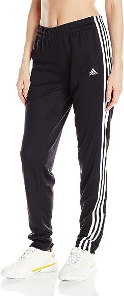 db9762077 Amazon.com: adidas Women's T10 Pants, Black/White, X-Small: Clothing