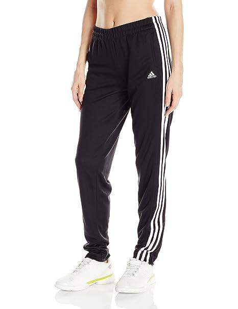 adidas Women's T10 Pants, Black/White, X-Small
