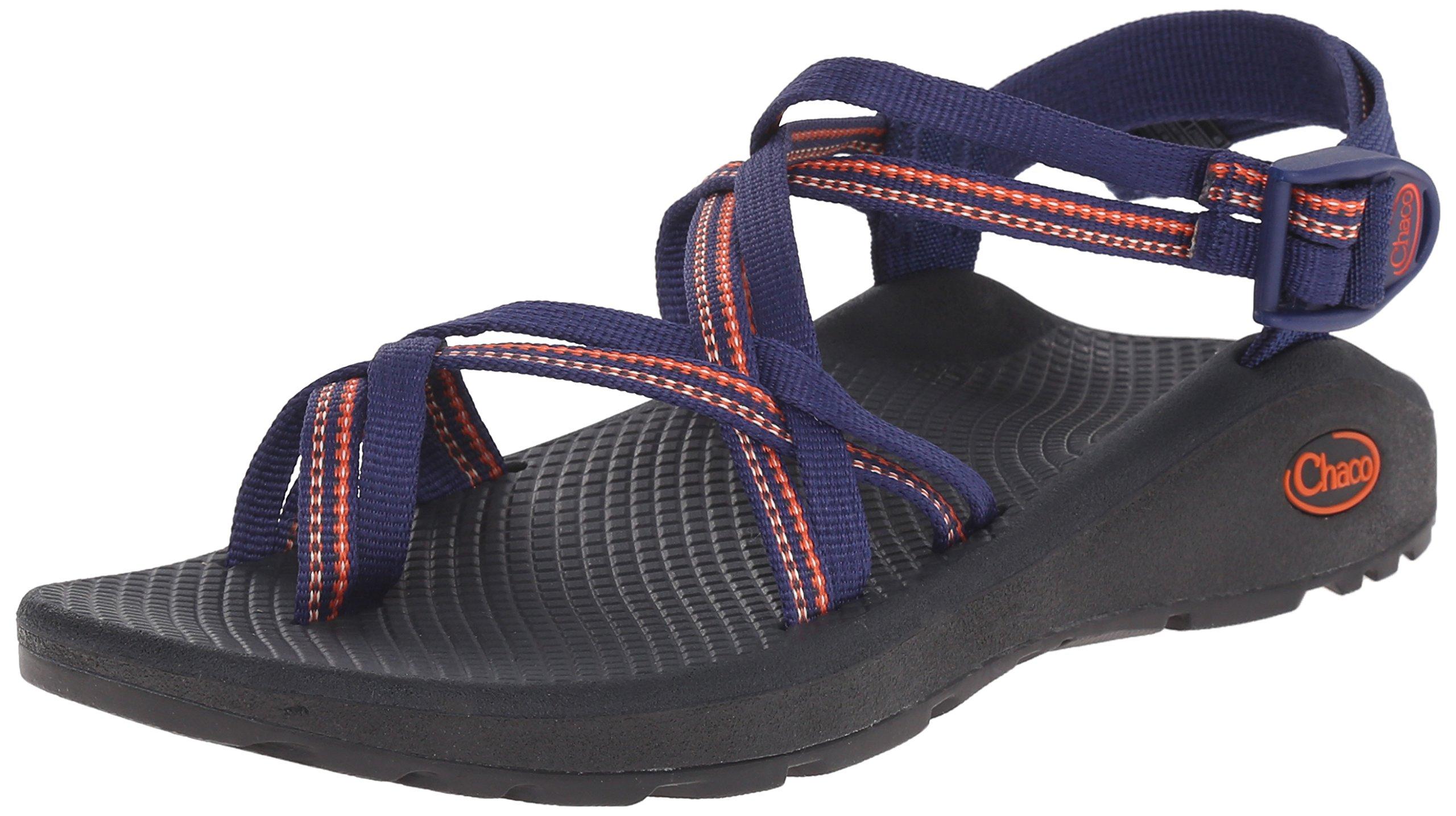 Chaco Women's Zcloud X2 Sport Sandal, Lattice Cobalt, 8 M US
