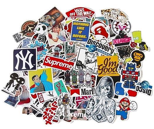 12 opinioni per StickerFactory, confezione da 150 pezzi) per set di adesivi in vinile, diversi