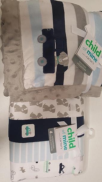 Amazon.com: Child of mine blanket gift set: Baby