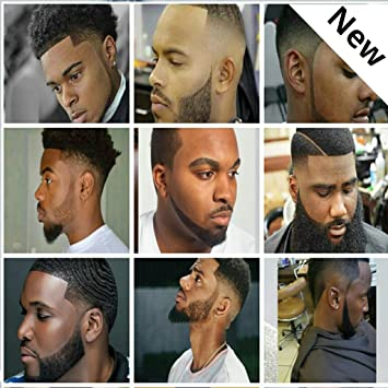 Amazon Com Latest Trendy Hairstyle For Cool Black Men 2019