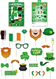 St Pat's Day Photo Props 20pk