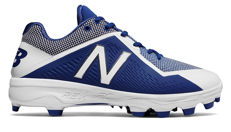 (ニューバランス) New Balance 靴シューズ メンズ野球 TPU 4040v4 Royal Blue with White ロイヤル ブルー ホワイト US 8.5 (26.5cm) B073YMKHLL