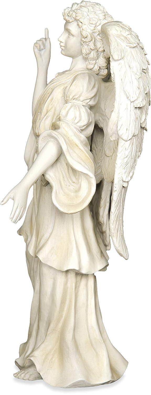 AngelStar Raphael Archangel Figurine, 9-Inch Tall