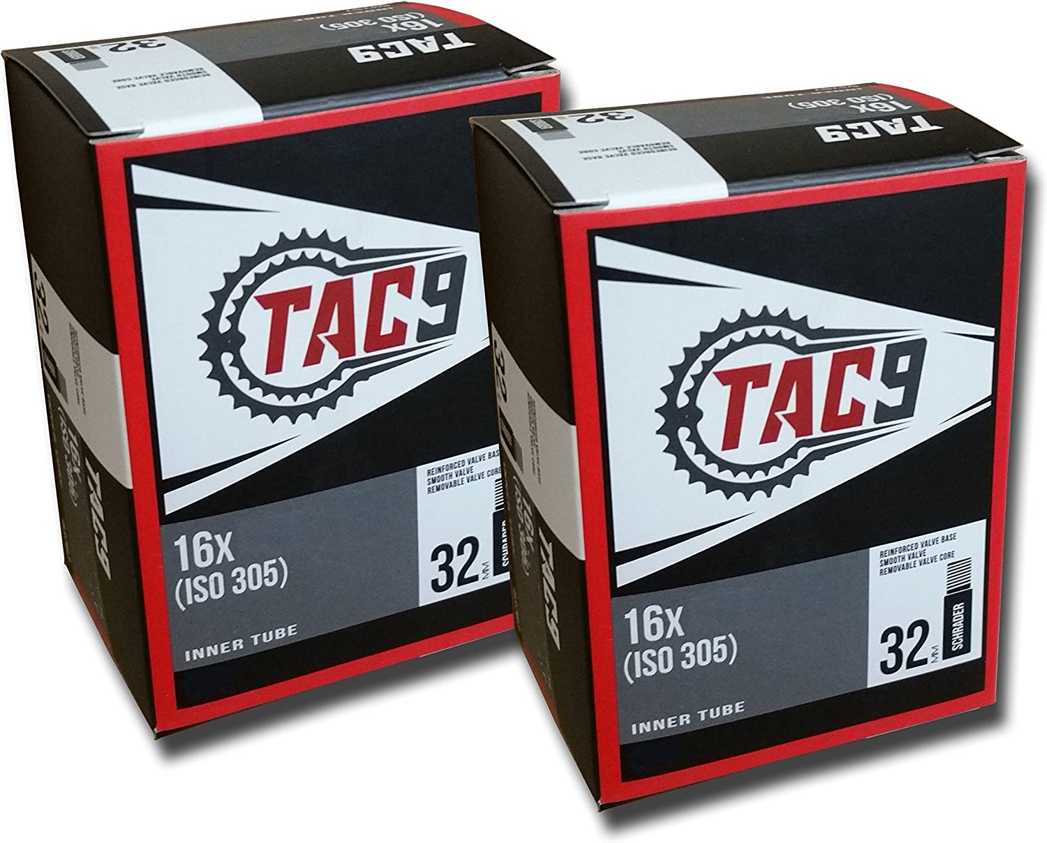"16"" Bike Tubes - Select Your Size"