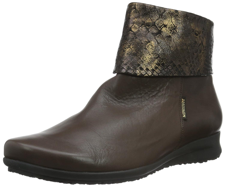 Mephisto Fiducia Silk 7851/Queen 14717, Zapatillas de Estar por Casa para Mujer, Marrn (Dark Brown), 41.5 EU