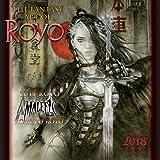 The Fantasy Art of Royo 2018 Calendar