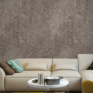 Yanzi Europäische Einfache Flash Gold Schlafzimmer Wohnzimmer TV Hintergrund  Wand Umwelt Vliesstoffe Hintergrundbild,Darkbrown