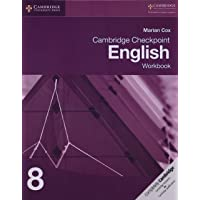 Cambridge Checkpoint English Workbook 8 by Marian Cox - Paperback