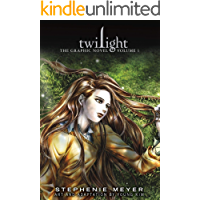 Twilight: The Graphic Novel Vol. 1 (The Twilight Saga) book cover