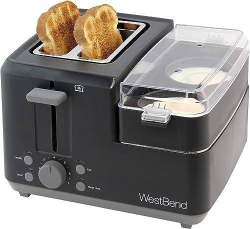 WestBend: 78500 2-Slice Breakfast Station
