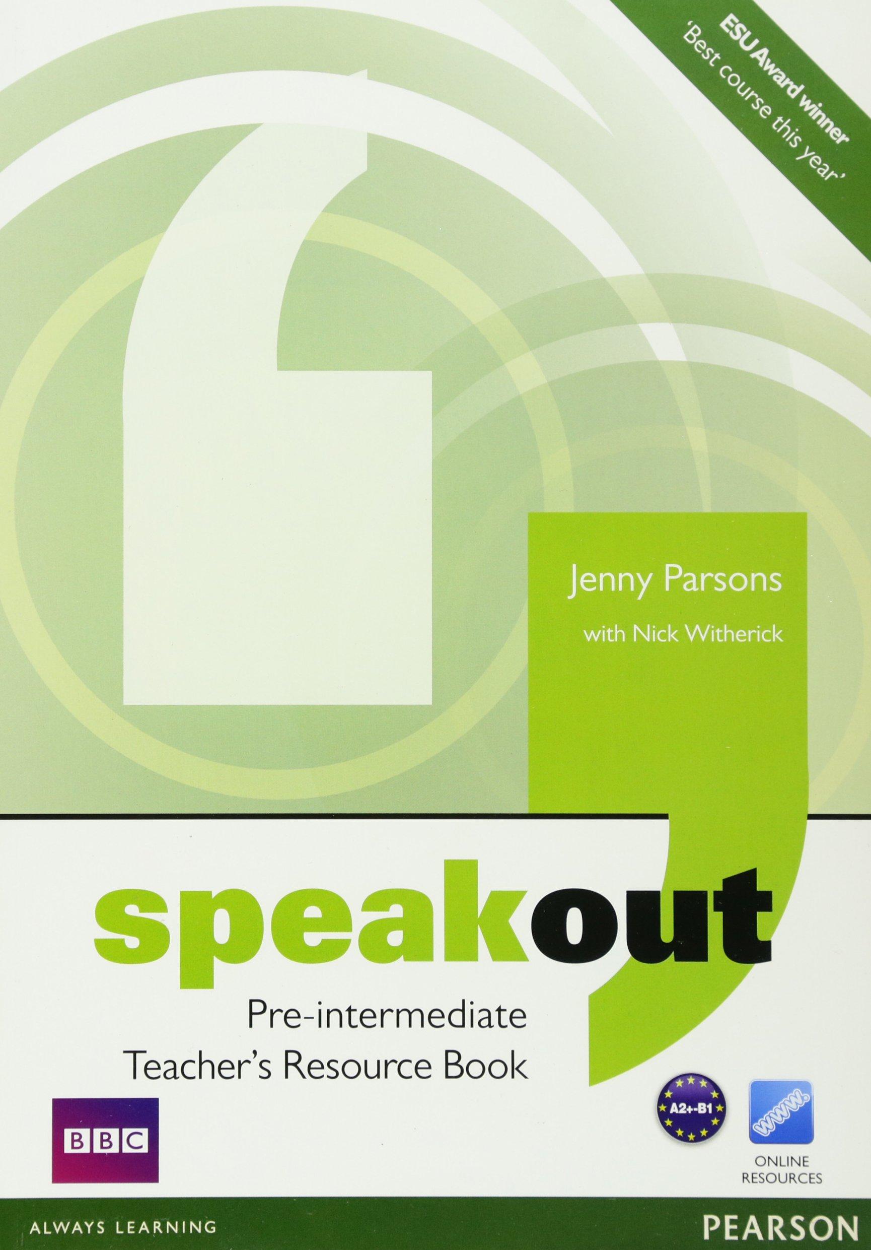 Speak Out Intermediate Teacher Book