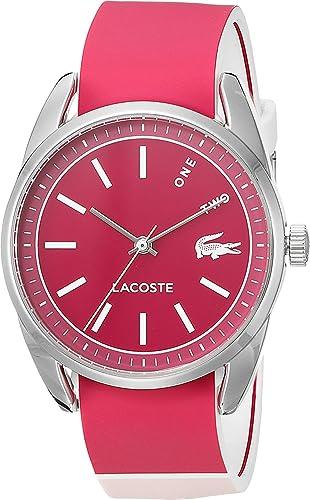 Lacoste Mujer 2000890-malaga Rosa Reloj