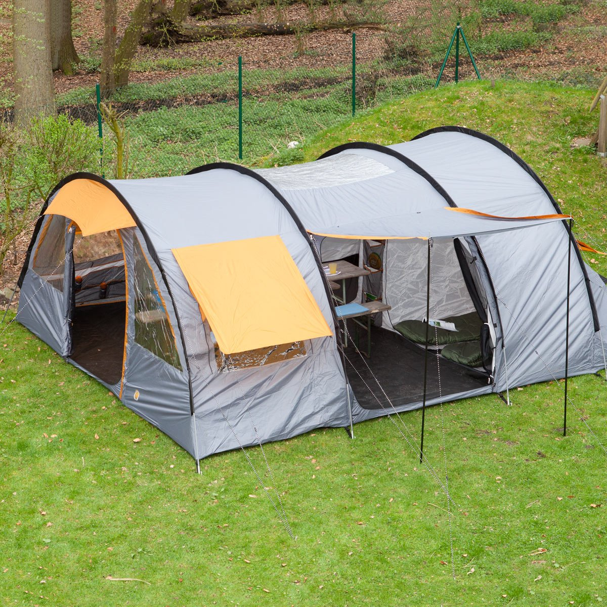 Grand Canyon Parks Six-Person Family Tent - Stone/Sand Amazon.co.uk Sports u0026 Outdoors & Grand Canyon Parks Six-Person Family Tent - Stone/Sand: Amazon.co ...
