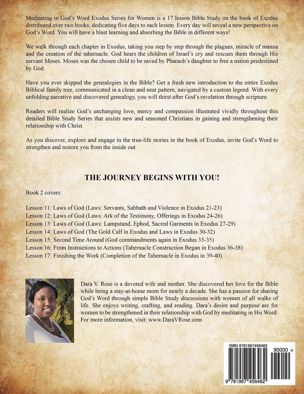 Meditating in God's Word | Exodus Bible Study Series