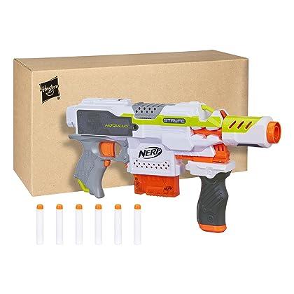 Kết quả hình ảnh cho súng đồ chơi Nerf Modulus Stryfe