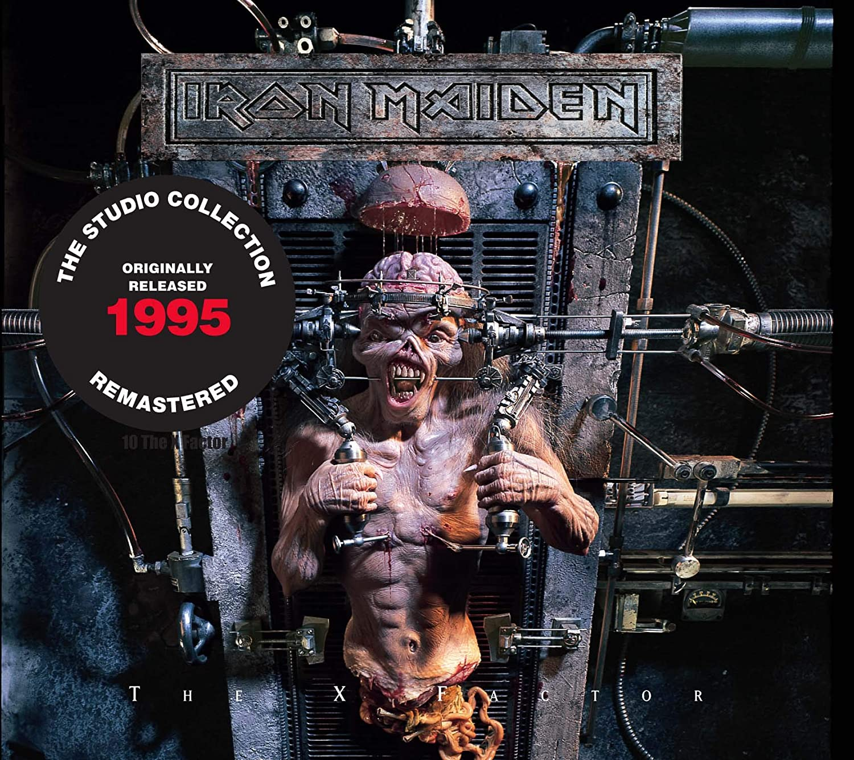 Iron Maiden -The X Factor (CD)