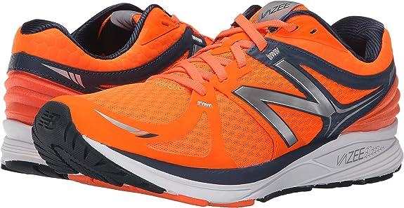 New Balance Zapatillas Vazee Prism Naranja/Plateado EU 41.5 (US 8): Amazon.es: Zapatos y complementos