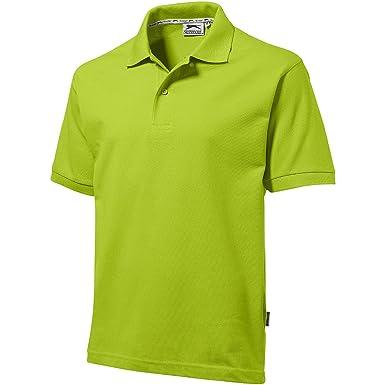 SLAZENGER Forehand Polo (S, apfelgrün)