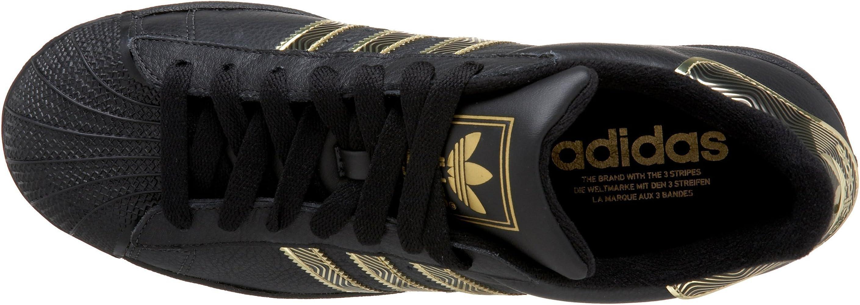 Amazon.com   adidas Originals Men's Superstar II Sneaker, Black ...