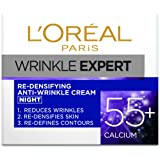 L'Oréal Paris Wrinkle Expert Re-Densifying Anti-Wrinkle Cream 55+ Night 50ml