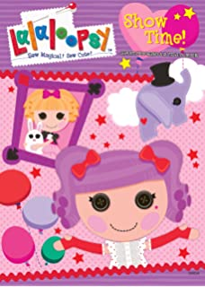 LaLaloopsy Sweet as Honey Giant Coloring and Activity Book: Kappa ...