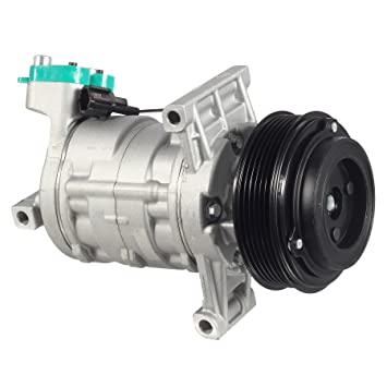 AC Compresor & a/c de embrague para 2007 – 2011 Nissan Versa ...