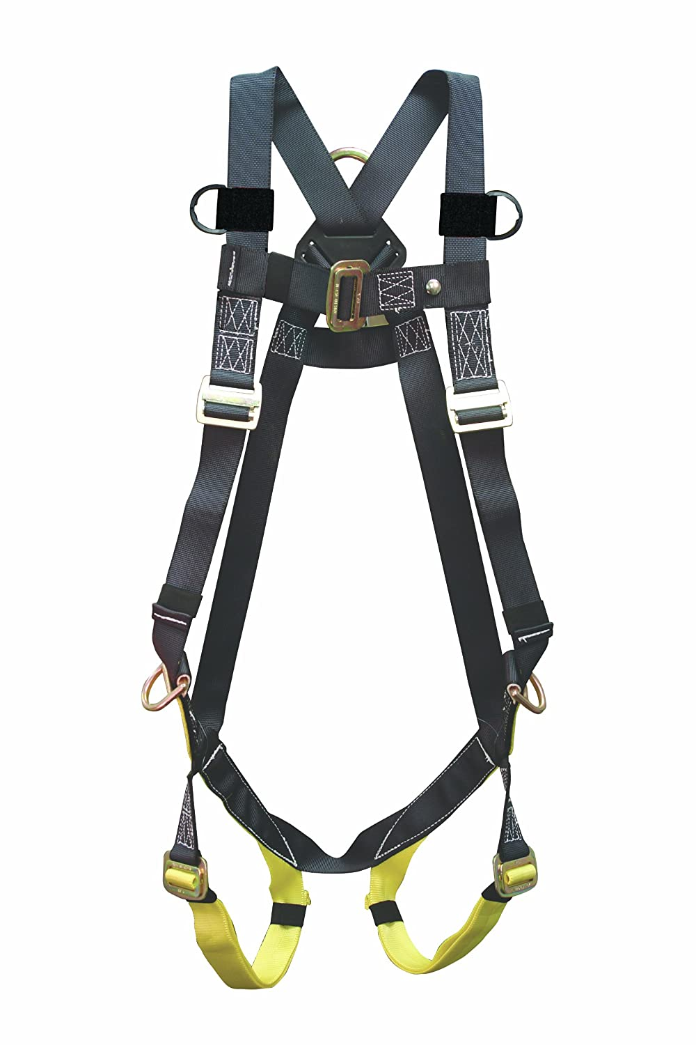 Elk River 67631 Polyester//Nylon PeregrineRAS Platinum Series 6 D-Ring Harness with Removable Adjustable Seat Small Inc
