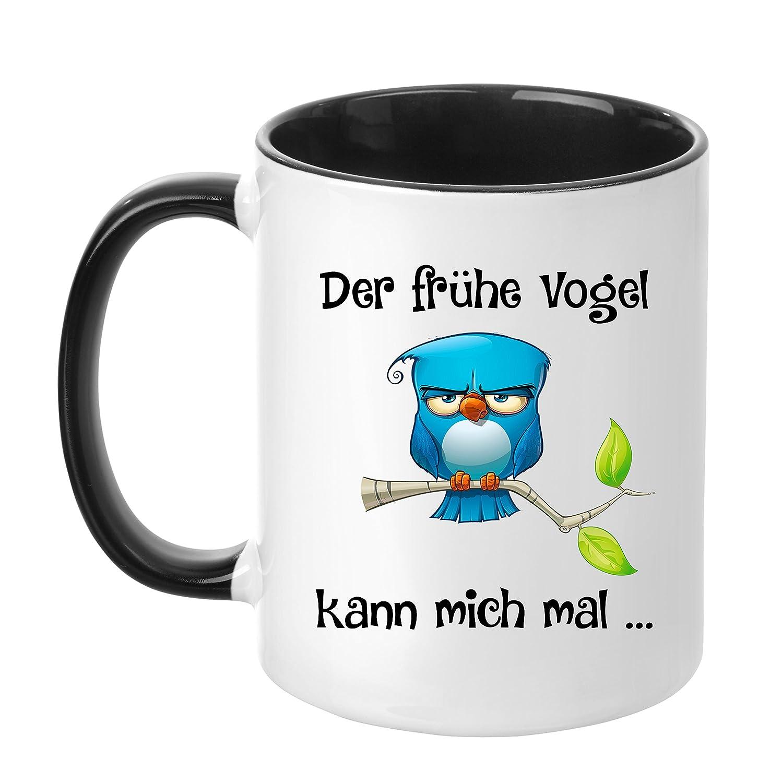 Tasse mit Spruch - Nö einfach Nö - beidseitig bedruckt - Teetasse ...