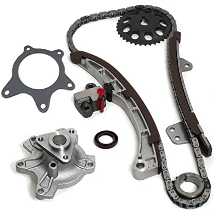 NEW TK2000WP Timing Chain Kit + Water Pump Set for
